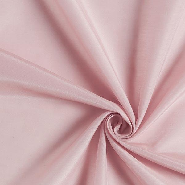Superleichtes Baumwoll-Seidengewebe Voile – rosé