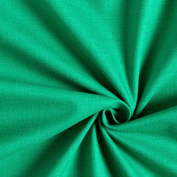 Tissu en lin stretch Mélange – vert