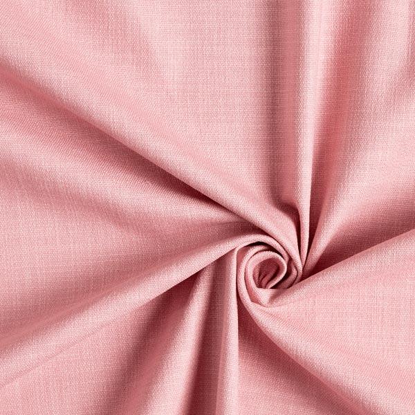 Tissu en lin stretch Mélange – rose