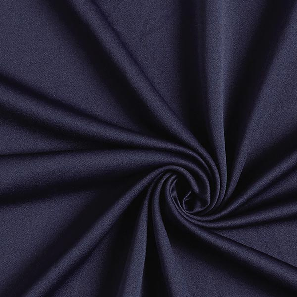 Scuba crêpe léger – bleu marine