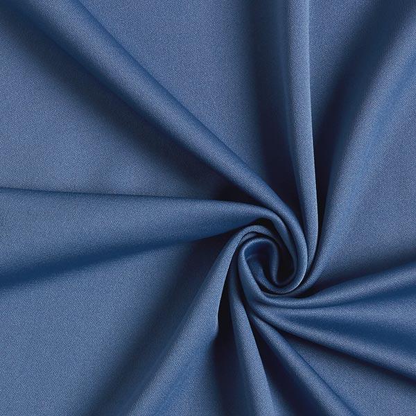 Scuba crêpe léger – bleu jean