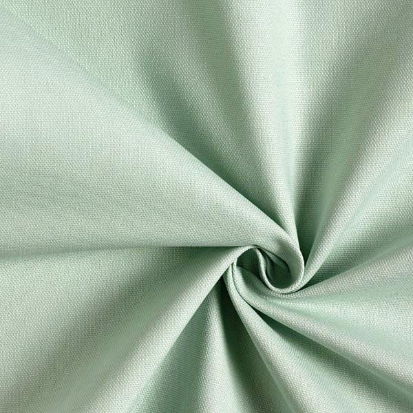 Dekostoff Canvas – mintgrün