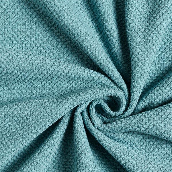 Tissu éponge structuré douillet – roseau