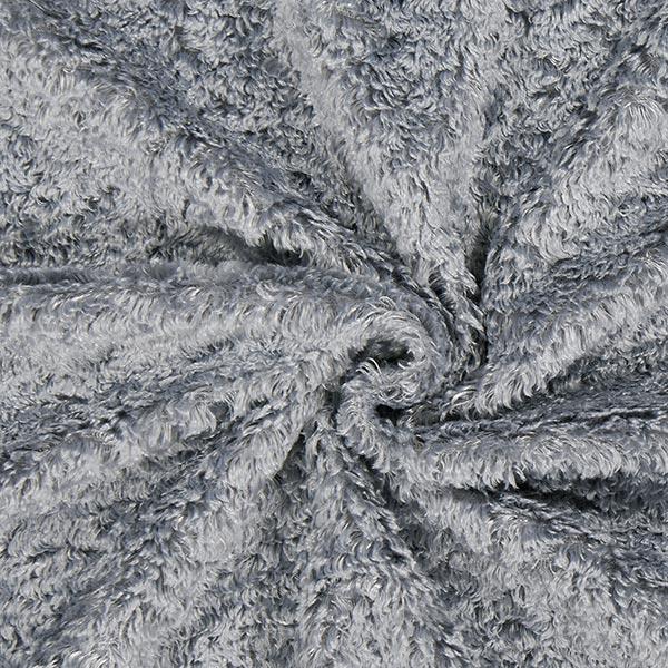 Fourrure synthétique agneau 1 – gris clair