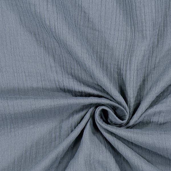 Mousseline Uni – gris