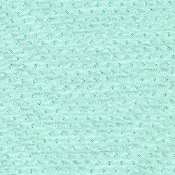 Jersey Jacquard Ajour – vert menthe