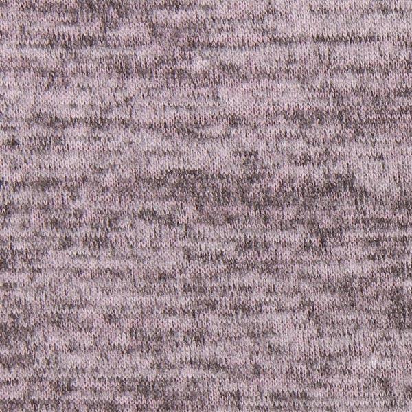 Tricot chiné – mauve