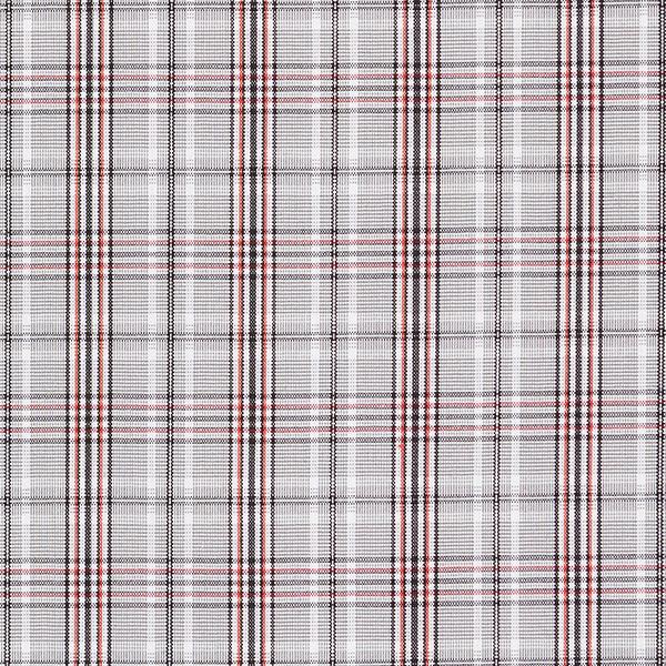 Tissu pour chemise Mélange viscose Motif carreaux – rouge