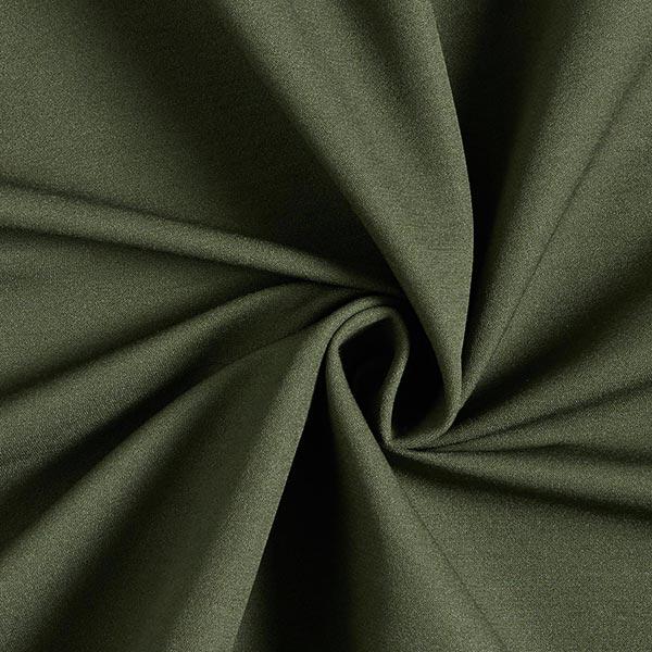 Stretch de pantalon très élastique uni – kaki