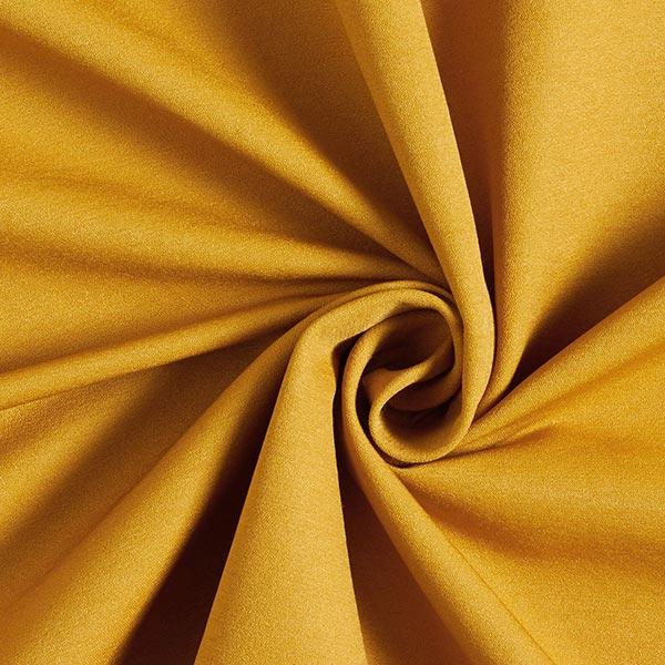 Stretch de pantalon très élastique uni – moutarde