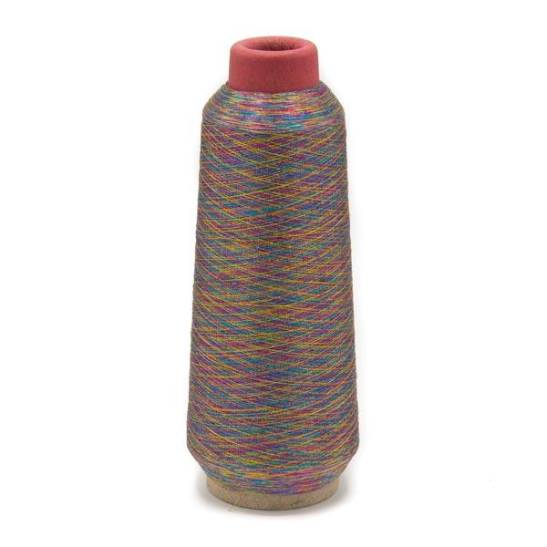 Fil Overlock métallisé [ 2740 m ] – mélange de couleurs