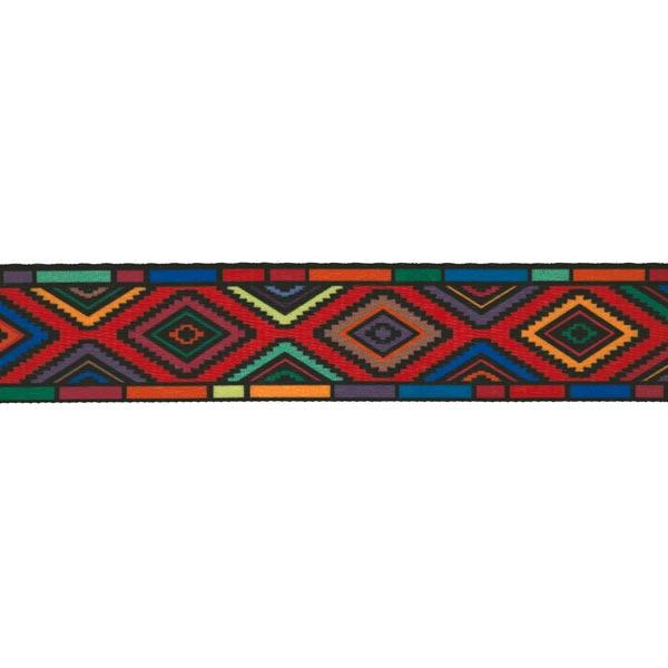 Sangle ETHNO [ Largeur : 40 mm ] – mélange de couleurs