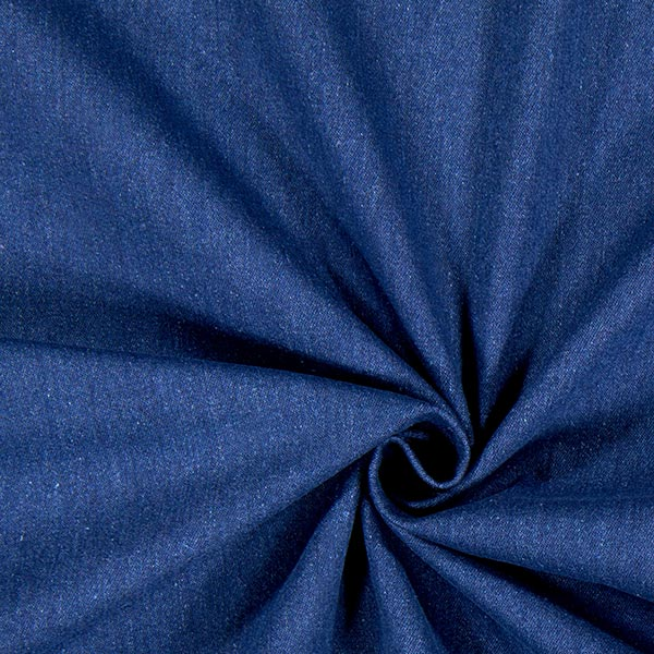 Jeansstoff Rocco – marineblau