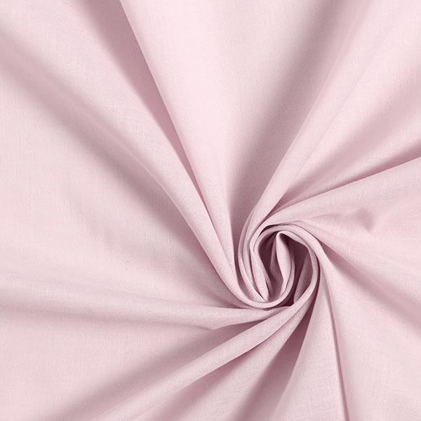 Batiste de coton Uni – rosé