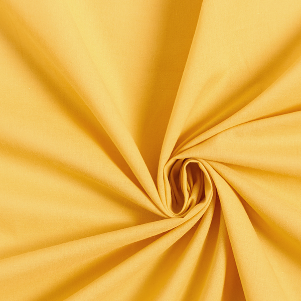 Batiste de coton Uni – moutarde