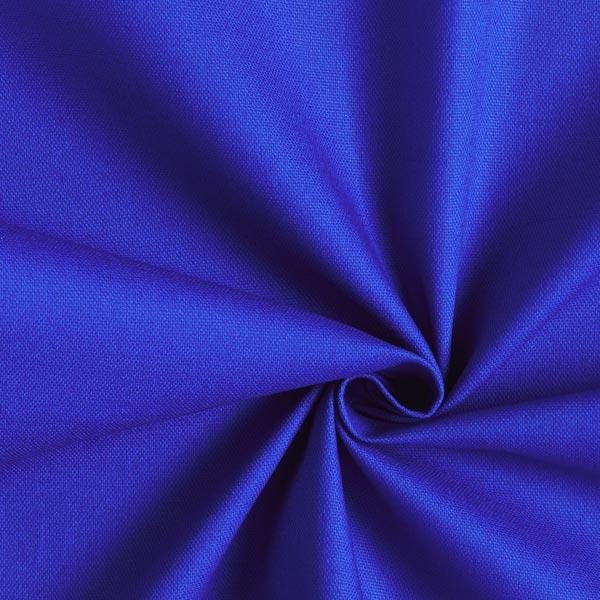 Tissu de décoration Canvas – bleu roi
