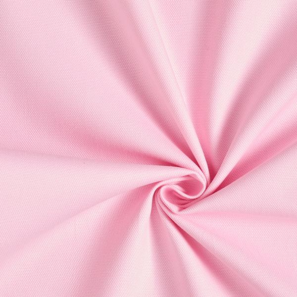 Tissu de décoration Canvas – rose clair