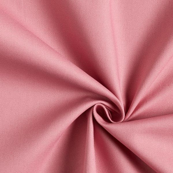 Tissu de décoration Canvas – vieux rose