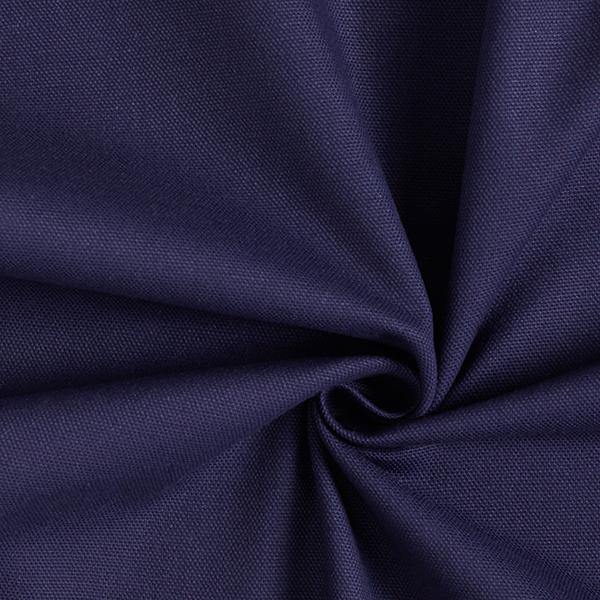 Tissu de décoration Canvas – bleu marine