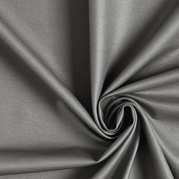 Stretch de pantalon Viscose mélangé enduit – gris schiste