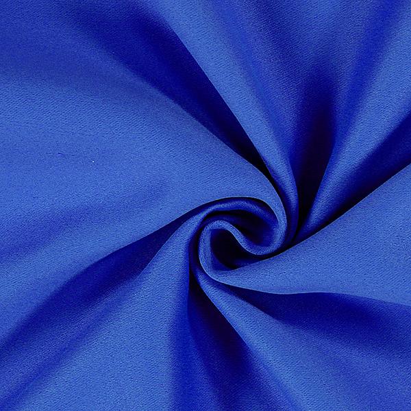 Tissu opaque – bleu roi