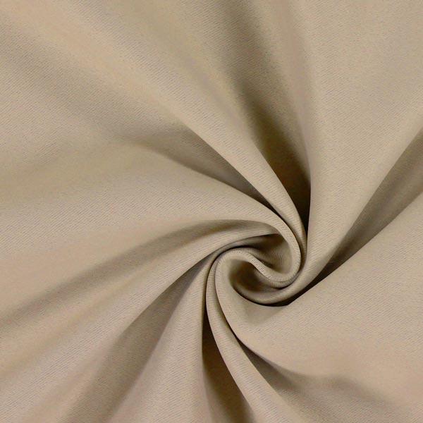 Tissu opaque – beige