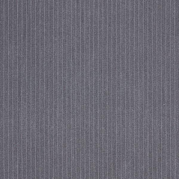 Tissu de costume fil-à-fil Fin 5 mm – gris clair