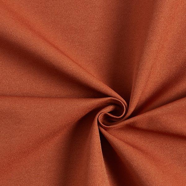 Tissu stretch bengaline pour pantalon – terre cuite