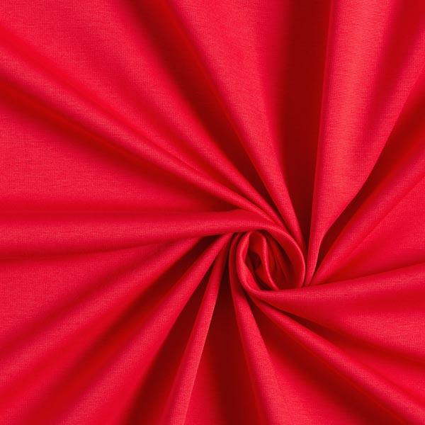 Jersey romanite Coton Uni – carmin