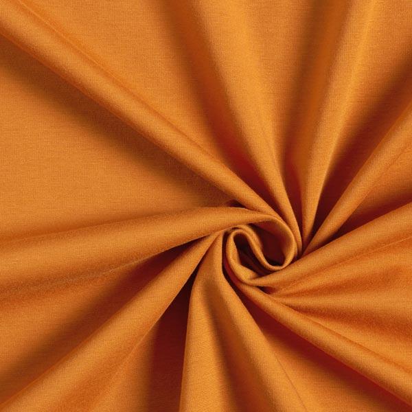 Jersey romanite Coton Uni – orange
