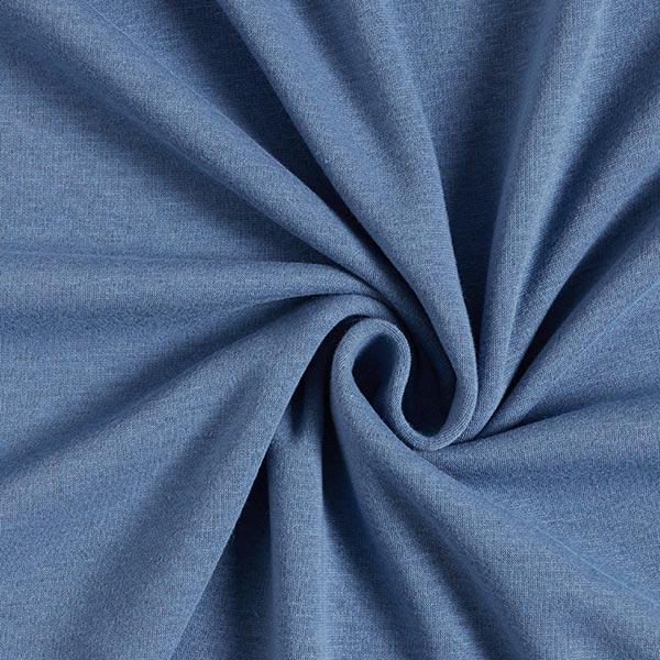 Polaire alpin Sweat douillet Uni – bleu jean