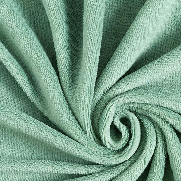 Tissu éponge douillet Bambou Uni – roseau