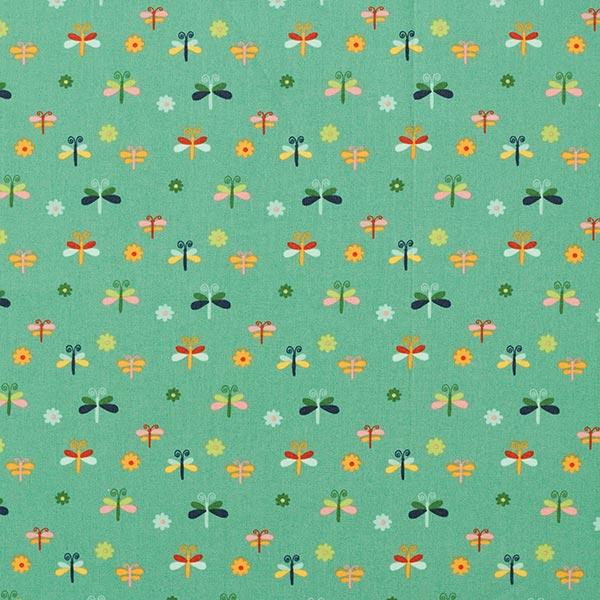 Baumwollpopeline Libellen – schilf