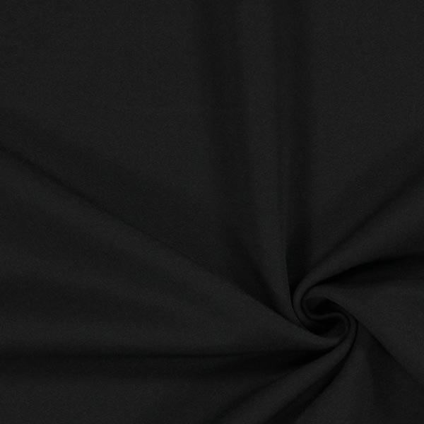 Bi-Stretch Gabardine – schwarz