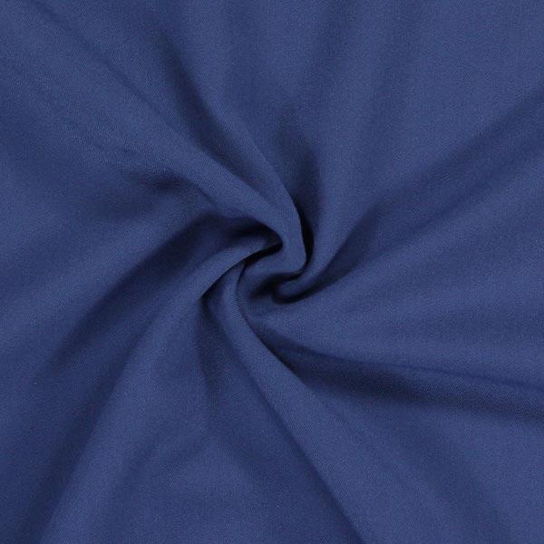 Bi-Stretch Gabardine – bleu jean