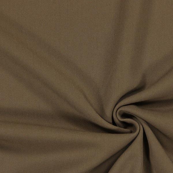Bi-Stretch Gabardine – marron moyen