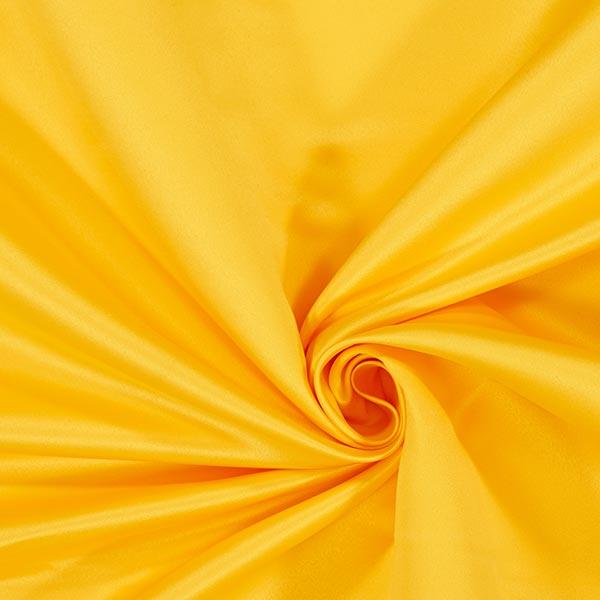 Satin duchesse – jaune soleil