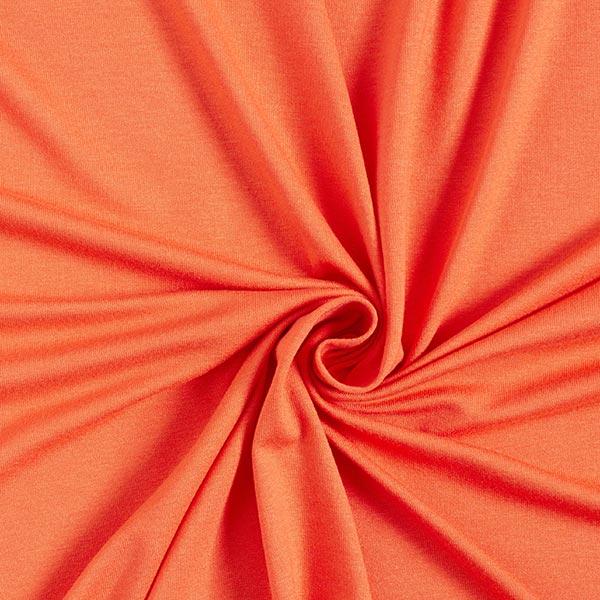 Jersey viscose léger – orange