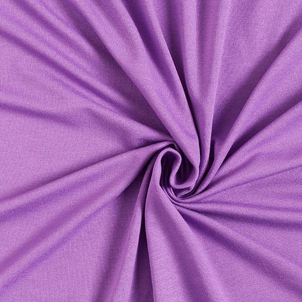 Viskose Jersey Leicht – lila