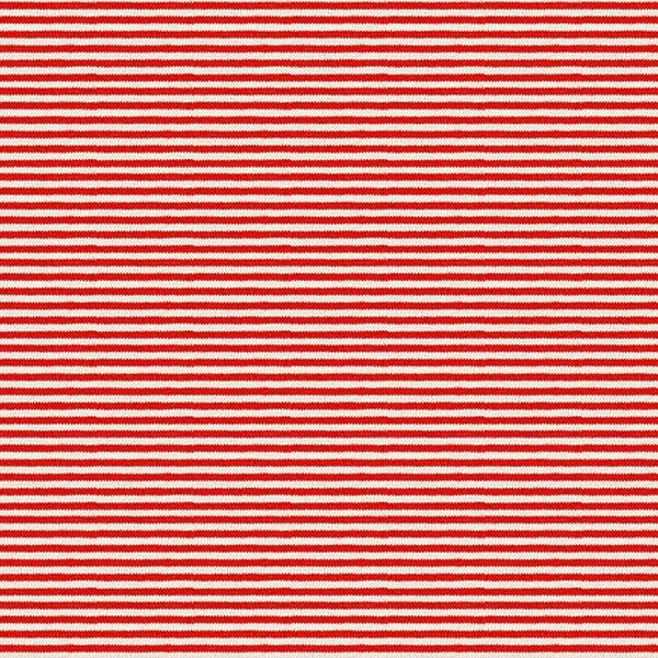 Jersey viscose rayures – rouge vif