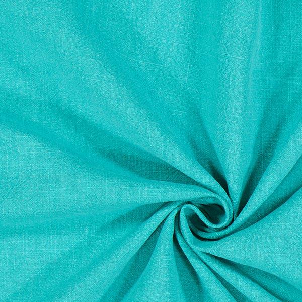 Leinen Stoff – vorgewaschen – mintgrün