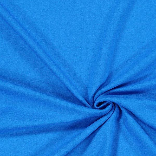 Jersey viscose Médium – bleu turquoise