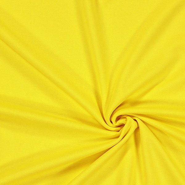 Jersey viscose Médium – jaune