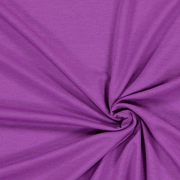 Jersey viscose Médium – lilas rouge