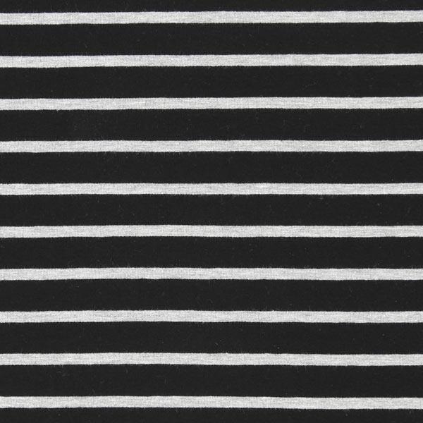 Jersey Rayures – noir