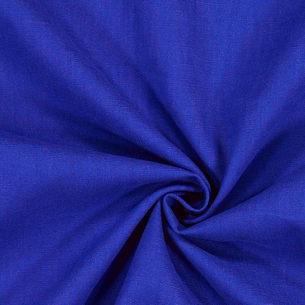 Lin, moyen – bleu roi