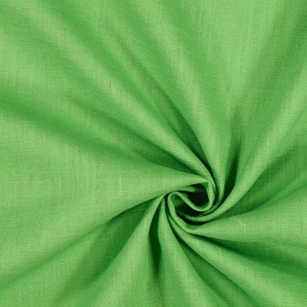 Lin, moyen – vert herbe