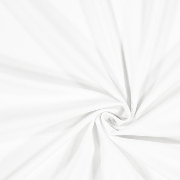 Crêpe Georgette Moss – blanc