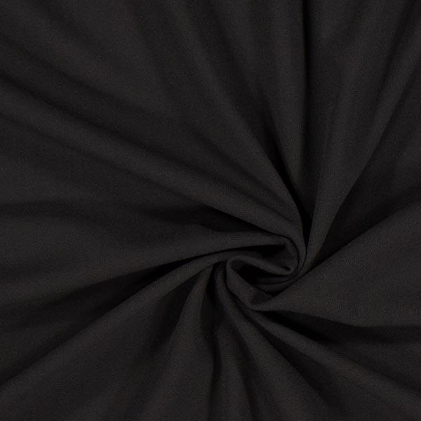 Crêpe Georgette Moss – noir