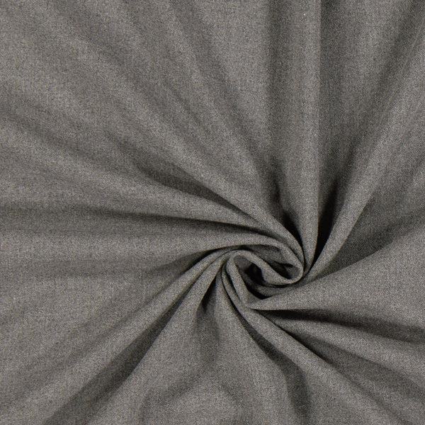 Crêpe Georgette Moss – gris schiste